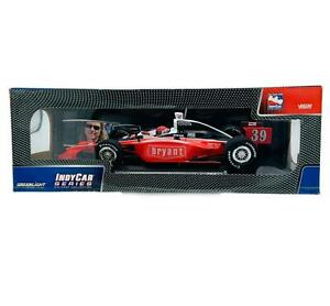 Greenlight 1:18 Die-cast IndyCar #39 Kelly Racing Bryant Toyota Sarah Fisher