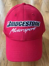 Bridgestone Firestone Motorsports Hat Cap - New Without Tags - NWOT