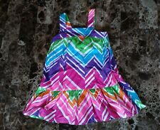 GIRLS/TODDLER HEALTHTEX STRAPPY DRESS SIZE 24MONTH NWT