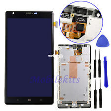 For Nokia Lumia 1520 LCD Display Touch Screen Digitizer+Frame Replace Parts USA