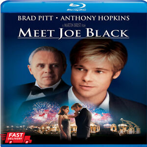 Meet Joe Black Blu-ray Brad Pitt NEW