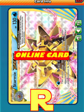 Starmie BREAK Playset (4x) for Pokemon TCG Online ( ptcgo in Game Card)