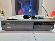 VIDEOREGISTRATORE VHS PANASONIC NV-L28 SUPER 4 HEAD IMMACOLATO COMPLETO DI TUTTO