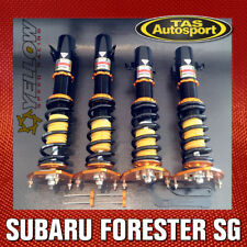 YELLOW-SPEED COILOVERS SUSPENSION Suits SUBARU FORESTER SG 903-081