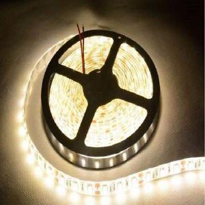 12V LED Streifen Stripe SMD 2835 5050 Warmweiss Kaltweiss WW+CW CCT Band Dimmbar