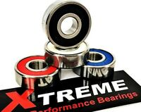 Xtreme 608 ABEC 9 HIGH PERFORMANCE SWISS BEARINGS COLOURS SKATEBOARD SCOOTER