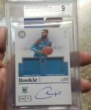 19-20 Panini Encased Basketball Cody Martin RPA On Card Auto BGS 9 Mint #40/99📈
