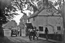 PHOTO  THE TOLL HOUSE WHITCHURCH BRIDGE PANGBOURNE 1948