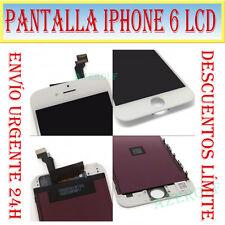 "PANTALLA COMPLETA TáCTIL LCD PARA IPHONE 6 4,7"" BLANCO BLANCA RETINA"