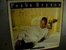 Peabo Bryson 1989 Large Promo Poster from All My Love mint condition
