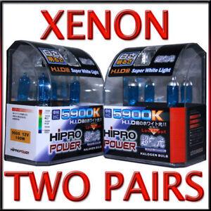 XENON HID HALOGEN HEADLIGHT BULBS 2002 2003 2004 2005 2006 2007 SATURN VUE