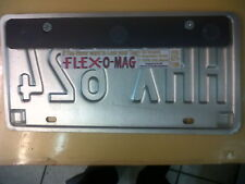 FLEX-O-MAG The Most Powerful Dealer Tag Magnet Ever! Only rubber touches car.