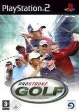ProStroke Golf - World Tour 2007 (Sony PlayStation 2) PS2