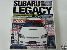 SUBARU LEGACY STREET PERFECT TUNING & MODIFY Owners Bible Parts Catalog TATSUMI