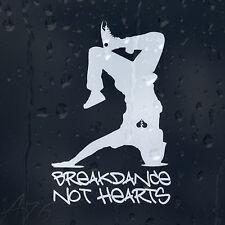 Break Dance Club Dancers Bboy Freez Car Or Laptop Phone Decal Vinyl Sticker