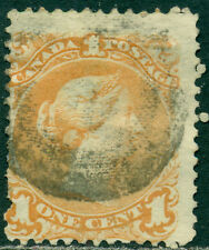 CANADA SCOTT # 23 LARGE QUEEN, USED, READ, GREAT PRICE!