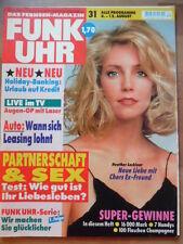 FUNK UHR 31 - 1994 ** TV: 6.-12.8. Heather Locklear Katrin Krabbe
