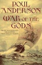 POUL ANDERSON WAR OF THE GODS HARDCOVER OCT 1997 1ST ED F/VF NEW ULTRA-RARE OOP