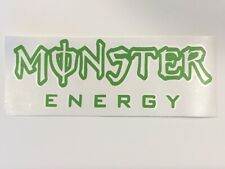 Monster Energy Car & Truck Decals for sale | eBay