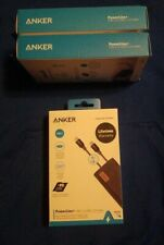 Anker PowerLine + USB-C to USB C 2.0 Cable (6ft) w/Travel Pouch