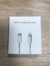 Adapter Lightning auf USB-C Typ C-Kabel für Macbook iPhone 1 m