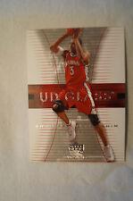 NBA CARD - Upper Deck - UD Glass Series - Shareef Abdur-Rahim - Hawks