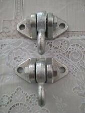 Swing-N-Slide Heavy-Duty Cast Steel Swing Set Hangers, 1 Pair,  FS2805 FED
