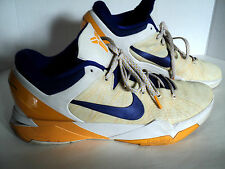 679073a792a20 Nike Zoom Kobe VII 7 System Lakers Home 488371 101 - MEN 13 Prelude