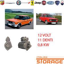 FIAT 131 2.0 RACING MIRAFIORI SEAT 124 LADA NIVA MOTORINO AVVIAMENTO DRS1910