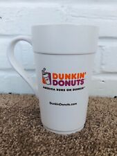1 Dunkin Donuts 16 oz Coffee Cups Mugs Collectors Dishwasher Microwave Safe Gift