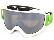 CEBE LEGEND L lunettes de ski de neige BLANC ARBRE VERT/Marron Miroir Cat.3