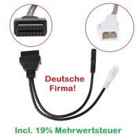 2x2 Adapter für Interface OBD 2 OBD2 für VAG VW Audi Seat für alte Fahrzeuge