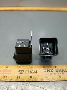 2/PACK Song Chuan 898H-1CH-D1SW-R1 Automotive Relay, 12V Weatherproof w/Diode
