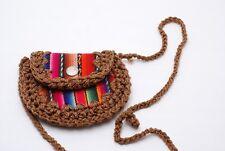 Inca Coin Purse Handmade Multicolored by Kapriche
