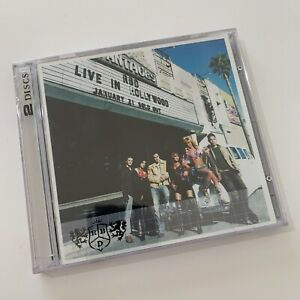 RBD CD Live in Hollywood 2 Discs CD & DVD Rebelde Maite Perroni Anahi Rare New