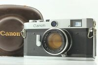 【EXC+5 w/Case】  Canon P 35mm Film Rangefinder 50mm f/1.8 from JAPAN #524
