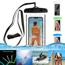 Waterproof Phone Bag Pouch Underwater Swimming Dry Bag Case Cover For Cell Phone