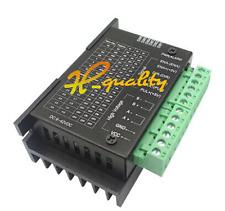4A TB6600 axes pas à pas moteur pilote contrôleur 9 ~ 42V ttl 16 micro-step cnc 1 Axis