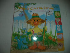 Little Suzys Zoo Witzys Colorful Garden Board Book Illustrated By Suzy Spafford