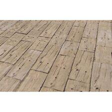 Kann Bradstone LogSleeper Terrassenplatte antikbraun 25 x 25 x 4 cm, Hirnholzopt
