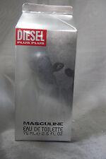 PLUS PLUS MASCULINE EAU DE TOILETTE FOR MEN 2.5 OZ 75 ML BRAND NEW IN BOX