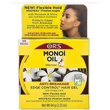 ORS Organic Root Stimulator Monoi Anti-Breakage Edge Control Oil 2.25 oz