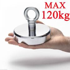 D60 Magnete a Neodimio per Pesca Magnetica Anello Magnetico Gino a 120 kg