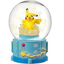 Pokemon 3'' Pikachu Glass Snow Globe Figure Anime Manga NEW
