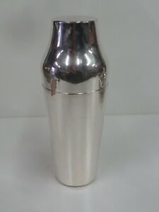 FRENCH COCKTAIL SHAKER ART DECO - brillant luster - n1400
