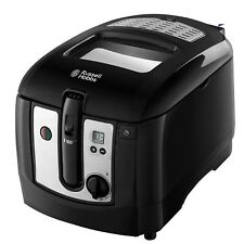 Russell Hobbs 24580 Fryer 2.2kW 3.3L Digital Deep Fat Fryer Stainless Steel New