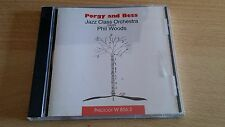 PORGY AND BESS - JAZZ CLASS ORCHESTRA MEETS PHIL WOODS - CD