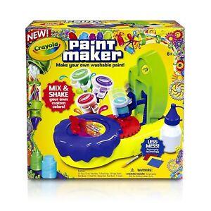 Crayola paint maker Maker Multi Colouring Set Paint