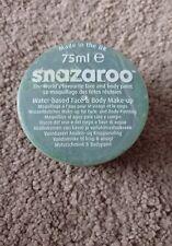 Face paint Make-up Grass Green Snazaroo Large 75ml Face Body Paint Halloween