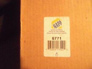 New NAPA  AIR  FILTER 6771